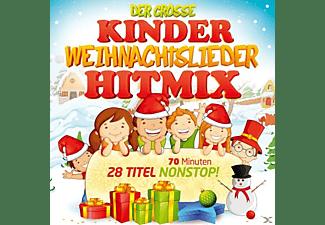 Sternenkinder/Partykids - Der Grosse Kinder Weihnachtslieder Hitmix  - (CD)
