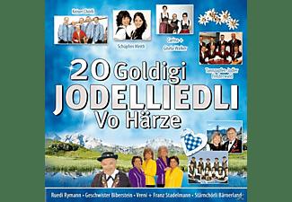 VARIOUS - 20 goldigi Jodelliedli-vo Härze  - (CD)