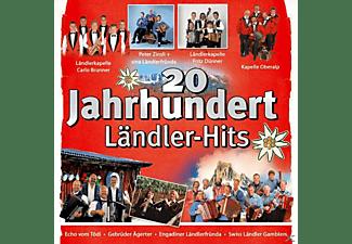 VARIOUS - 20 Jahrhundert Ländler-Hits  - (CD)