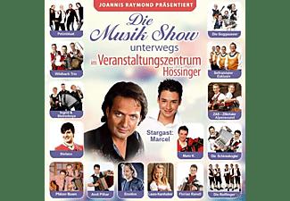 Joannis Raymond, VARIOUS - Die Musik Show Unterwegs,Folge 13  - (CD)