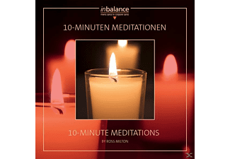 Ross Milton - 10-Minuten Meditationen  - (CD)