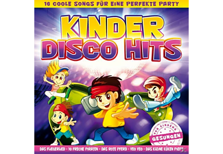VARIOUS - Kinder Disco Hits-16 coole Songs-Folge 1  - (CD)