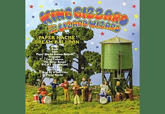 King Gizzard, Wizard Lizard - Paper Maché Dream Balloon  - (CD)