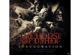 The House Of Usher - Inauguration  - (CD)