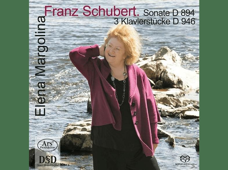 M.J. Lermontow - Sonate D 894/3 Klavierstücke D 946 [SACD Hybrid]