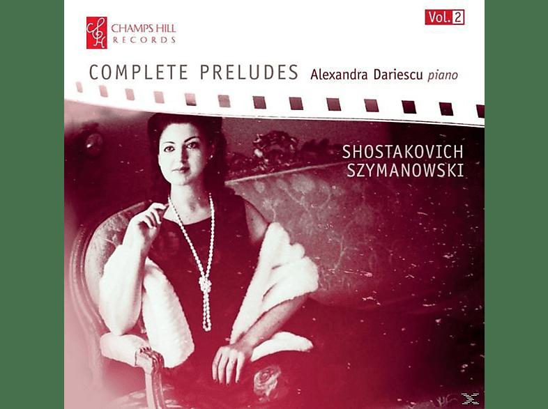 Alexandra Dariescu - Die Preludes [CD]