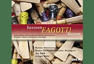 Hanno Dönneweg, Radio-Sinfonieorchester Stuttgart des SWR - Bassoon-Fagott!-Basson-Konzertbearbeitungen [CD]