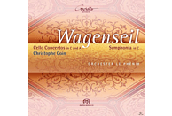 Christophe Coin, Le Phenix - Cellokonzerte/Sinfonie in C-Dur [SACD Hybrid]