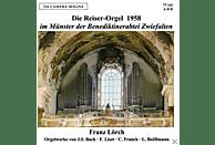 Franz Lörch - Die Reiser- Orgel 1958 im Münster der Benediktinerabteil Zweifalten [CD]
