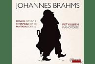 Piet Kuijken - Klaviersonate in f-moll op.5/ 3 Intermezzi/ Fantasi [CD]