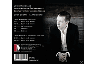 Luca Oberti - Die Werke Für Cembalo [CD]