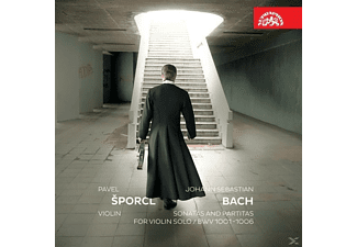 Pavel Sporcl - Sonaten Und Partiten Bwv 1001-1006  - (CD)