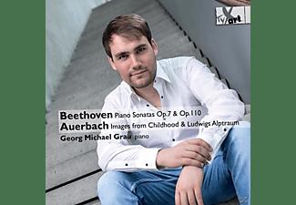 Georg Michael Grau - Beethoven Und Auerbach  - (CD)