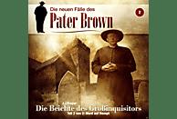 Pater Brown - Die neuen Fälle des Pater Brown 02: Die Beichte des Großinquisitors - (CD)