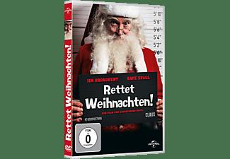 Rettet Weihnachten DVD