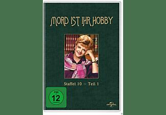 Mord ist ihr Hobby - Staffel 10/Teil 1 DVD