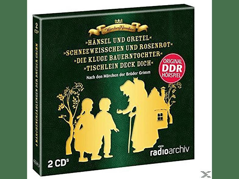Various - Märchen-Hörspiel-Box 1 (4 Märchen) - (CD)