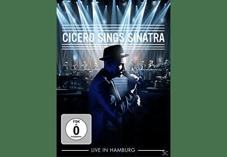 Roger Cicero - Cicero Sings Sinatra-Live In Hamburg  - (DVD)