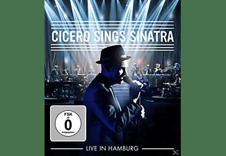Roger Cicero - Cicero Sings Sinatra-Live In Hamburg  - (Blu-ray)
