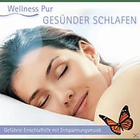 Wellness Pur - Gesünder Schlafen [CD]