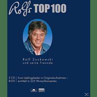 Rolf Zuckowski, Rolf Und Seine Freunde Zuckowski - Rolfs Top 100 - (CD)