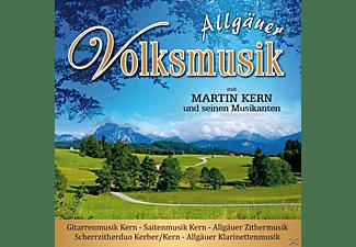 Martin Kern Und Seine Musikanten - Allgäuer Volksmusik  - (CD)