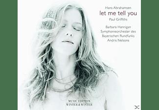 Hannigan,Barbara/Nelsons,Andris/SOBR - Let Me Tell You  - (Vinyl)