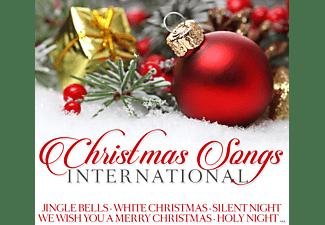 VARIOUS - Christmas Songs International  - (CD)