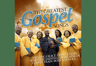 VARIOUS - The Greatest Gospel Songs  - (CD)