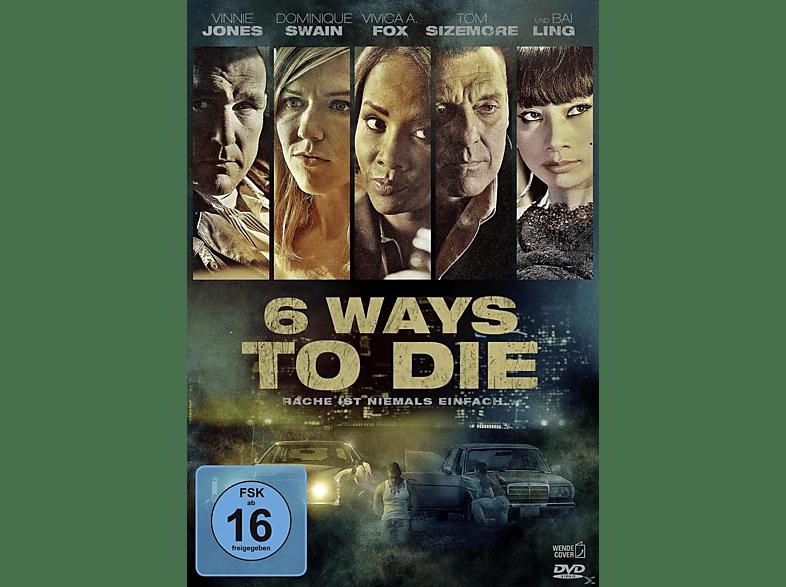 6 Ways to Die [DVD]