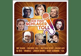 VARIOUS - Ich Find' Schlager Toll (Das Beste)  - (CD)