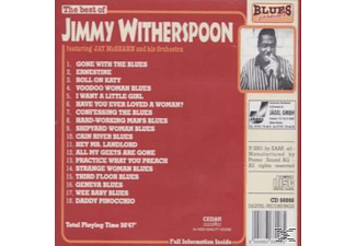 Jimmy Witherspoon, Jay & His Orchestra Mcshann - The Best Of Jimmy Witherspoon  - (CD)