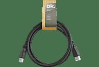 OK. OZB 1000, HDMI Kabel, 1.3 m