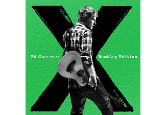 Ed Sheeran - X (Wembley Edition) | CD + DVD