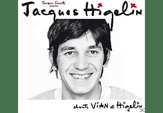 Jacques Higelin - Chante Vian Et Higelin (Lp+Cd)  - (Vinyl)