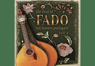 Fado - The Best Of Fado Um Tesouro Portugues Vol.4  - (CD)