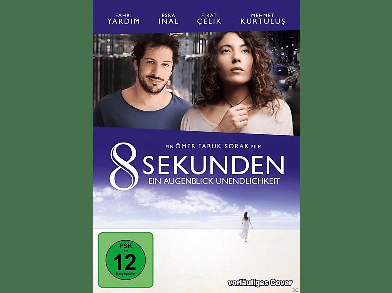 8 Sekunden - Ein Augenblick Unendlichkeit [DVD]