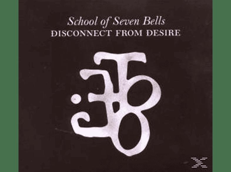 School Of Seven Bells - Disconnect From Desire [CD]