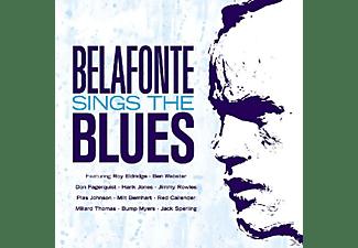 Harry Belafonte - Sings The Blues  - (CD)