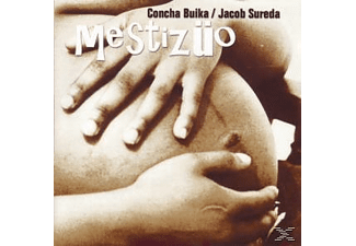 Buika, Concha / Sureda, Jacob - Mestizüo  - (CD)