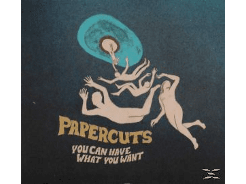 Papercuts - You Can Have What You Want [CD]