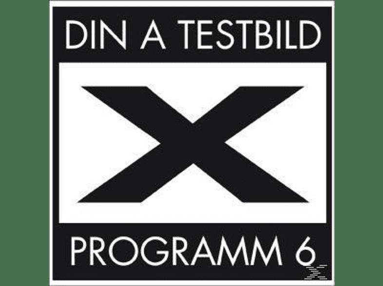Din A Testbild - Programm 6 [CD]