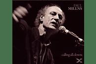 Paul Millns - Calling All Clowns [CD]