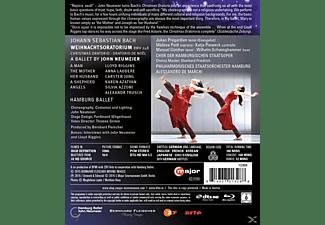 Hamburg Ballet - Weihnachtsoratorium Ballet Van John  - (Blu-ray)