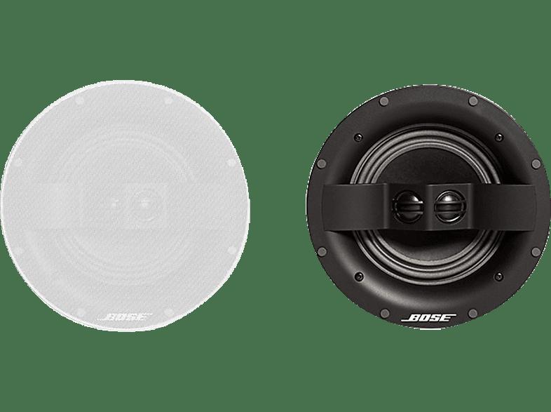 BOSE Virtually Invisible 791 in-ceiling speaker II 1 Paar Wandlautsprecher (Weiß)