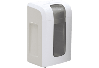 BONSAII 4S30 Mikro Partikelschnitt Aktenvernichter, Weiß