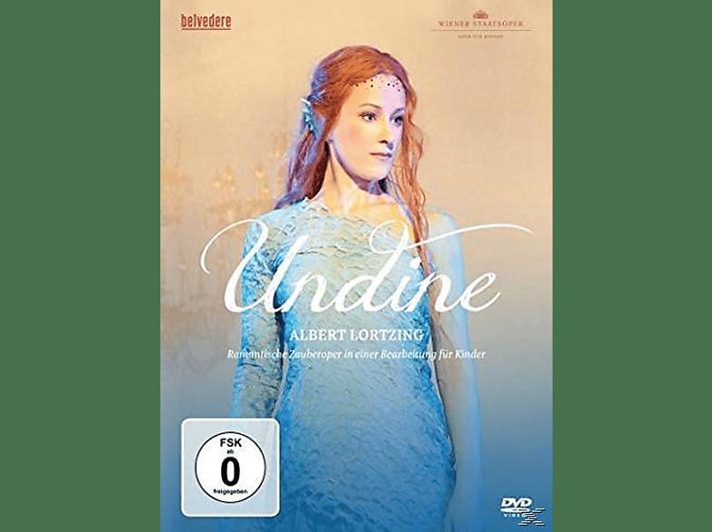 Bühnenorchester Der Wiener Staatsoper, VARIOUS - Undine-Romantische Zauberoper [LP + Bonus-CD]