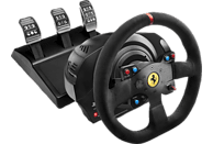 THRUSTMASTER T300 Ferrari Integral Alcantara Edition (inkl. 3-Pedalset, PS4 / PS3 / PC)