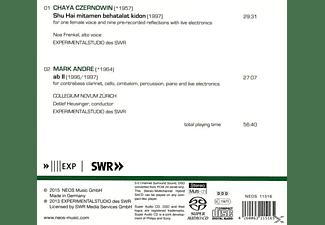 Nora Frenkel, Collegium Novum Zürich - Experimentalstudio Vol.7...  - (SACD Hybrid)