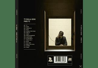 Ty Dolla $ign - Free TC  - (CD)